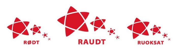 Partiet Rødt logoer