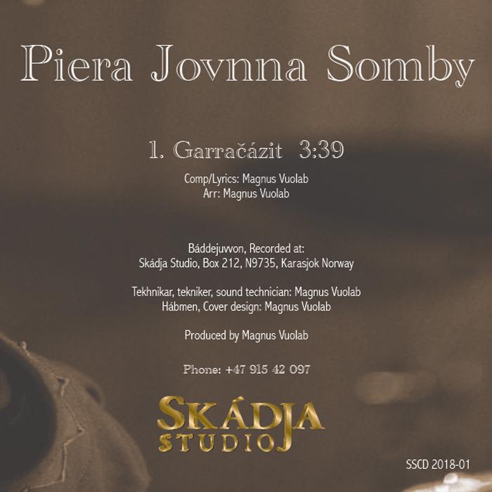 Piera Jovnna Somby Garracacit Booklet